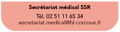 secretariat medical SSR